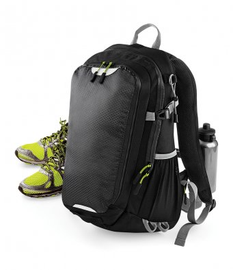 QX510 Quadra SLX Hydration Pack Cycling Backpack Bag Water Storage